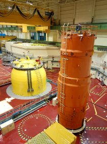 Gradual reconstruction with safety upgrading of the V1 Bohunice NPP